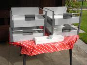 Ausziehschubladen für Küche