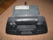 Autoradio mit Cassette,