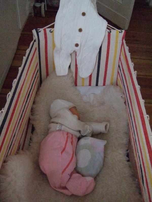 baby wiege neu und gebraucht kaufen bei. Black Bedroom Furniture Sets. Home Design Ideas