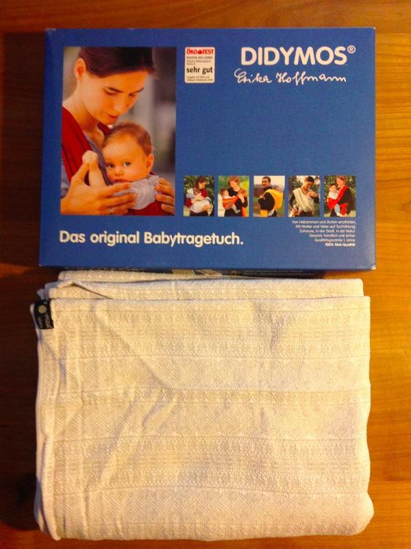 babytragetuch didymos tragetuch in feldkirch baby und. Black Bedroom Furniture Sets. Home Design Ideas