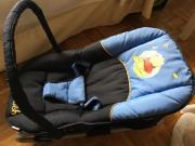 Babywippe von Hauck -