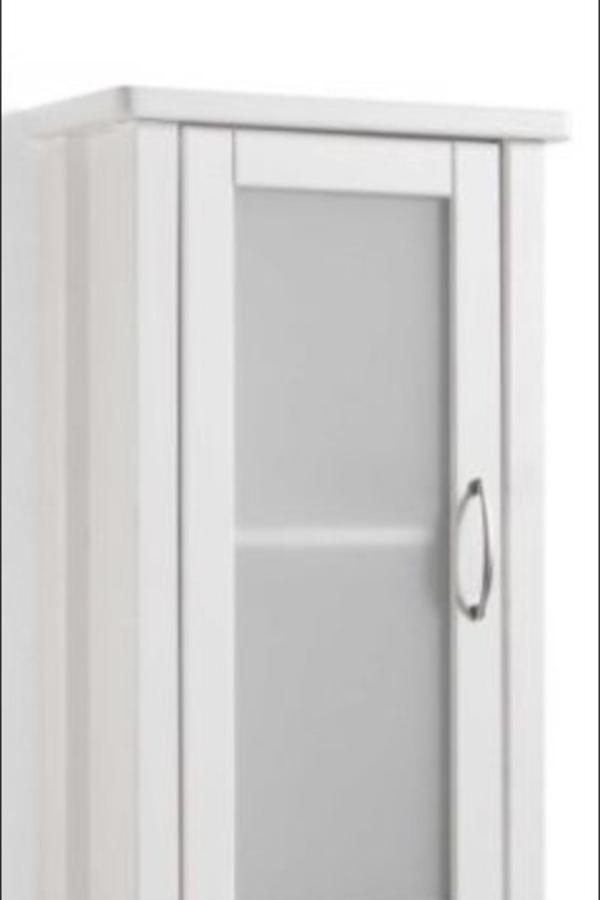 badm bel hochschrank h ngeschrank badezimmer wei kiefer. Black Bedroom Furniture Sets. Home Design Ideas