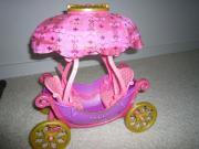 Ballonkutsche für Barbie