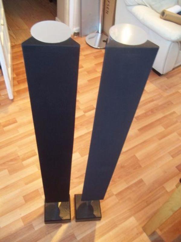 bang olufsen beolab 8000 haupt stereo lautsprecher in f rth boxen lautsprecher kopfh rer. Black Bedroom Furniture Sets. Home Design Ideas