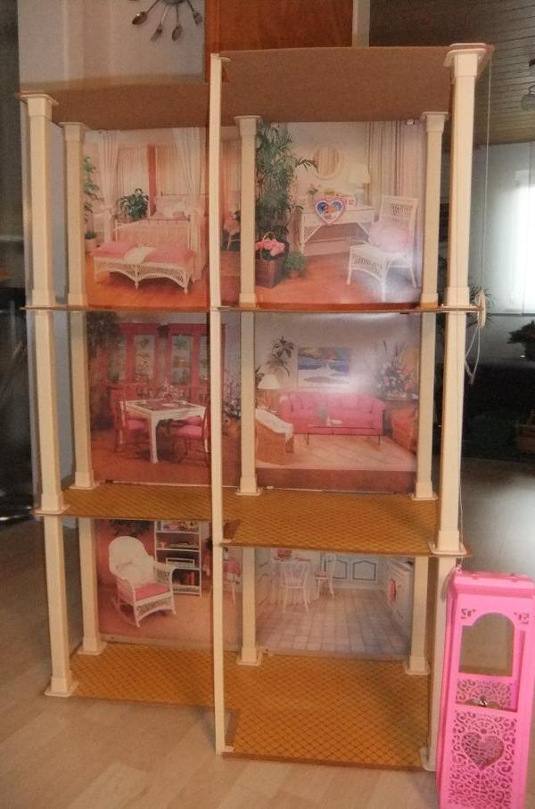 barbiehaus neu und gebraucht kaufen bei. Black Bedroom Furniture Sets. Home Design Ideas