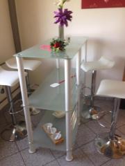 bartisch mit stuehle haushalt m bel gebraucht und neu kaufen. Black Bedroom Furniture Sets. Home Design Ideas