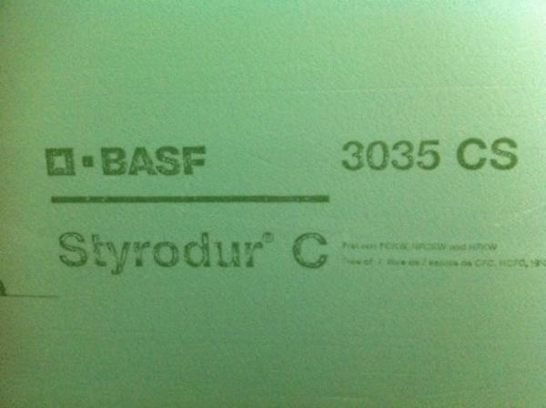 basf styrodur 3035 cs 100 mm in steinweiler sonstiges material f r den hausbau kaufen und. Black Bedroom Furniture Sets. Home Design Ideas