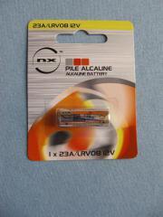 Batterie Alkaline Blister