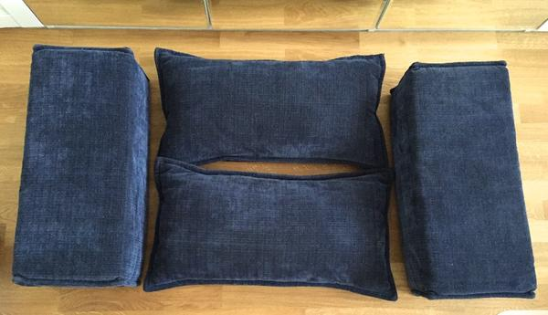 schlafsofa kissen neu und gebraucht kaufen bei. Black Bedroom Furniture Sets. Home Design Ideas