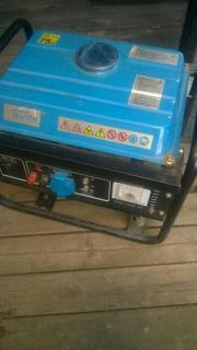 Benzin Stromagregat