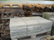 Betonplatten 40x40x5