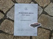 Betriebsanleitung Mercedes 190