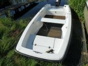 Biete GFK Ruderboot