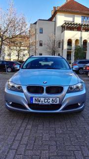 BMW 318d DPF
