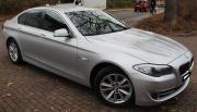 BMW 525D, GARAGENFAHRZEUG -