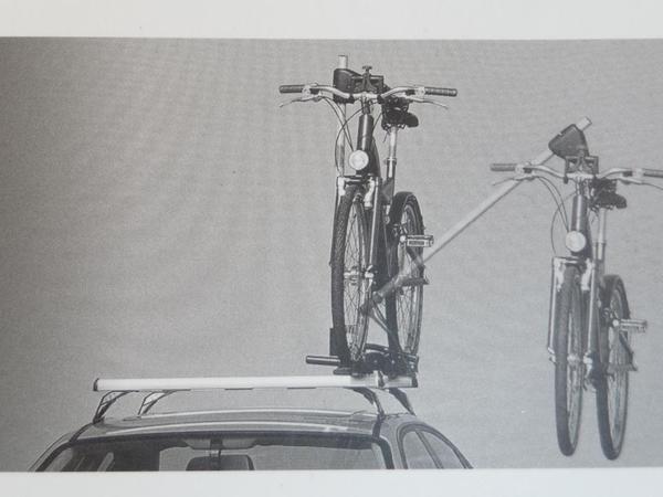bmw dachtr ger mit fahrradlift f r 2 fahrr der in d sseldorf bmw teile kaufen und verkaufen. Black Bedroom Furniture Sets. Home Design Ideas
