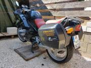 BMW R1100RS zu