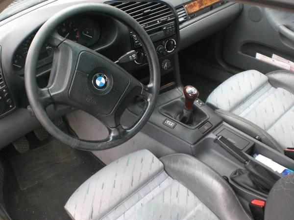 bmw teile 320 i schlachte e36 airbag t ren motor. Black Bedroom Furniture Sets. Home Design Ideas