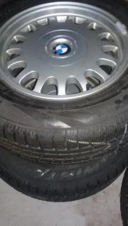 BMW Winterreifen auf