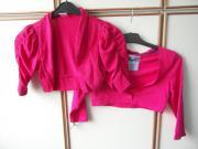 Bolero Jacke pink Gr.146/152 Trigema T-`shirt blau Bild 1 2: wunderschönes Bolero mit Raffärmel für 11-12 Jahre (aus Afrika zu klein mitgebracht) ... 3,- D-84036Landshut Heute, 11:34 Uhr, Landshut - Bolero Jacke pink Gr.146/152 Trigema T-`shirt blau Bild 1 2: wunderschönes Bolero mit Raffärmel für 11-12 Jahre (aus Afrika zu klein mitgebracht)
