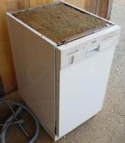 Bosch Geschirrspülmaschine Weiß