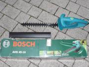 BOSCH Heckenschere AHS 45-16 Heckenschere Bosch AHS 45-16 Verkaufe neuwertige (1 mal benutzt ) Bosch Heckenschere AHS 45-16 Farbe grün/schwarz; Watt 420 Watt; 2,6 Kg für 35EUR 35,- D-76307Karlsbad Heute, 18:20 Uhr, Karlsbad - BOSCH Heckenschere AHS 45-16 Heckenschere Bosch AHS 45-16 Verkaufe neuwertige (1 mal benutzt ) Bosch Heckenschere AHS 45-16 Farbe grün/schwarz; Watt 420 Watt; 2,6 Kg für 35EUR