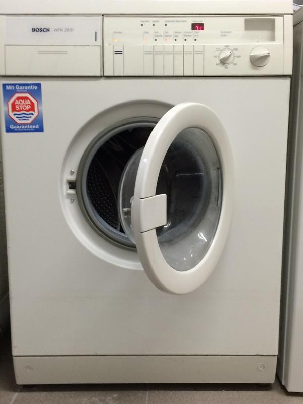 Waschmaschine Bosch Wfk 2831 : bosch waschmaschine wfk waschmaschinen ~ Michelbontemps.com Haus und Dekorationen