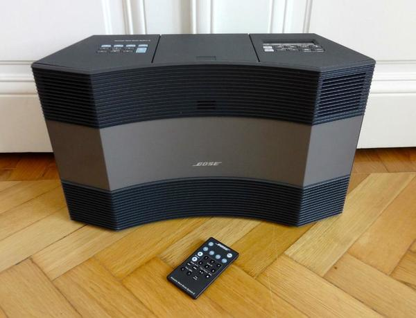 bose wave radio cd kaufen gebraucht und g nstig. Black Bedroom Furniture Sets. Home Design Ideas