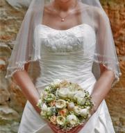 Brautkleid Gr.36