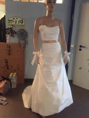 Brautkleid von Bellice,