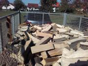 Brennholz Buche/ Eiche