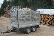 Brennholz trocken geliefert