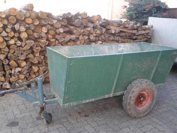 brennholzh nger traubenwagen einachser traktoranh nger anh nger in birkweiler traktoren. Black Bedroom Furniture Sets. Home Design Ideas