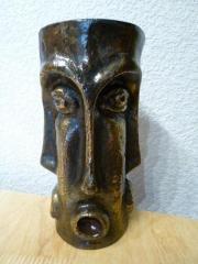 Bronze-Vase mit