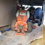 Brummi Diesel Sprügerät