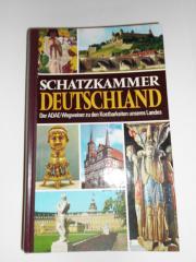 Buch Schatzkammer Deutschland