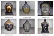 Buddha Köpfe je