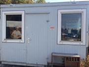 Bürocontainer Verkaufsraum