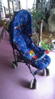 Buggy- Kinderwagen