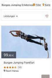 Bungee Jumping Gutechein