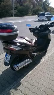Burgmann 400 Suzuki
