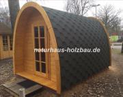 Camping Pod, Campingfass,