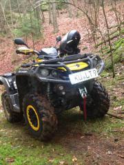 quads atv all terrain vehicles in bayreuth gebraucht kaufen. Black Bedroom Furniture Sets. Home Design Ideas