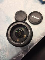 Canon - EFS 17-