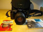 Canon EOS1000F mit