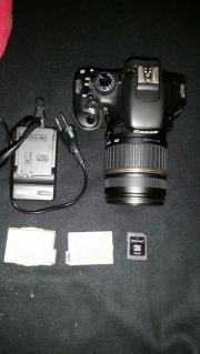 Canon Eos550d gebraucht