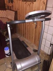 laufband elektrisch sport fitness sportartikel gebraucht kaufen. Black Bedroom Furniture Sets. Home Design Ideas