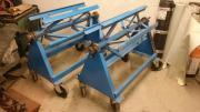 Coilwagen für Bandblechcoils