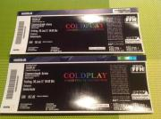 Coldplay Tickets Frankfurt