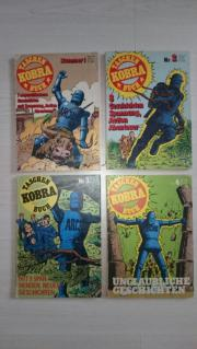 Comic Sammlung - Kobra